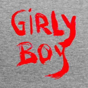 Girly Boy - Bonnet en jersey