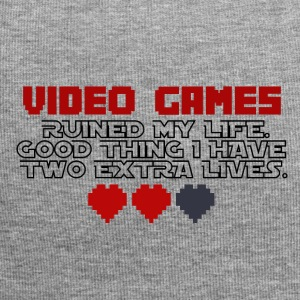 Video Games - Two Extra Lives - Jersey-Beanie