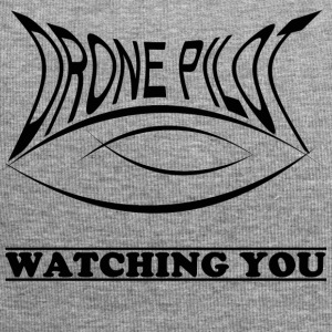 Drone pilot Watching you - Jersey Beanie