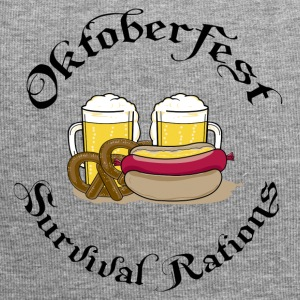 Oktoberfest Survival Rations - Jersey Beanie