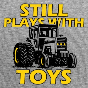 Tractor man's toy - Jersey Beanie