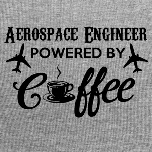 Ingegnere aerospaziale POWERED BY CAFFE ' - Beanie in jersey