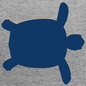 Real Swimming Sea Turtle - Jersey-Beanie