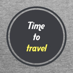 Time to travel - Circle - Jersey Beanie
