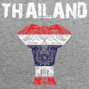 Nation-Design Thailand Elephant - Jersey-Beanie