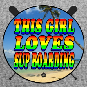 SUP LOVE EMBARQUEMENT - Bonnet en jersey