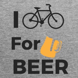 I CYCLE FOR BEER - Jersey Beanie