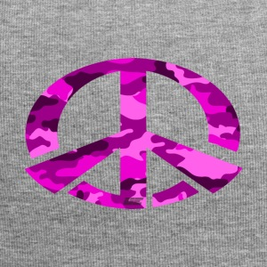 Vrede - Roze Camo Edition - Jersey-Beanie