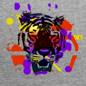Motive Tiger Splatter - Bonnet en jersey
