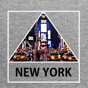 Triangle sur New York - Bonnet en jersey