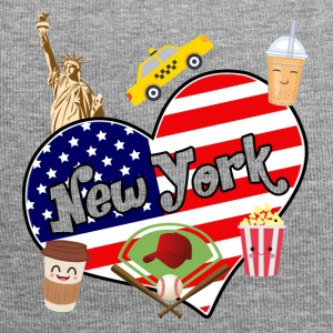 I love New York 2 - Jersey-Beanie