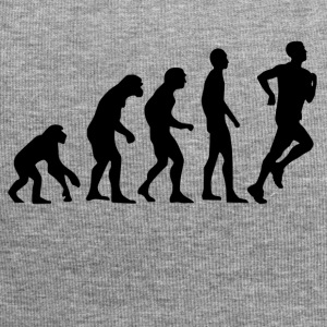Human Evolution Jogging - Jersey-Beanie