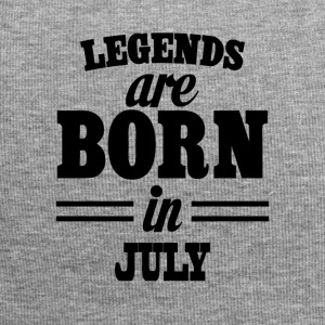Legends are born in July - Jersey Beanie