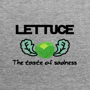 Lettuce The real taste of sadness - Jersey-Beanie