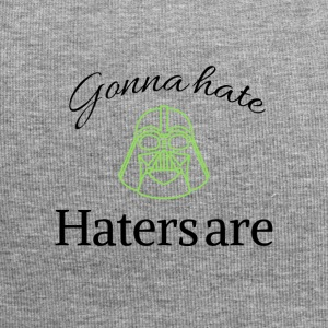 Gonna hate haters are - Jersey-Beanie