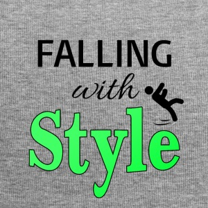 Falling with lot of style - Jersey Beanie
