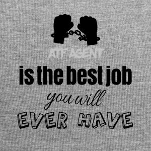 ATF Agent is the best job you will ever have - Jersey-Beanie