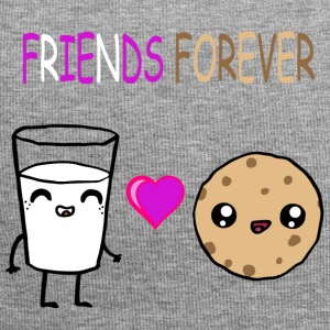 Melk og Cookie Friends Kawaii - Jersey-beanie