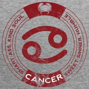 Cancer / Zodiac Cancer - Jersey Beanie