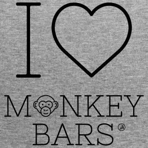 I Love Monkey Bars - Jersey-beanie