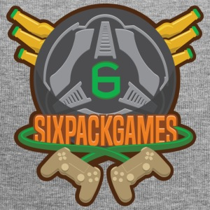 Sixpack Games Logo - Jersey Beanie