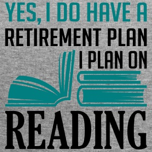 Plan om Reading Retirement - Jersey-beanie