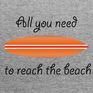 REACH THE BEACH - Jersey-beanie