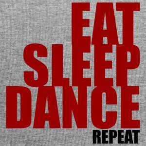 Eat Sleep Dancing - Jersey-Beanie