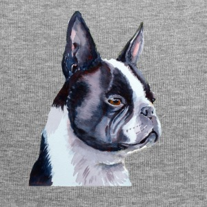 Boston-terrier - Jersey-Beanie