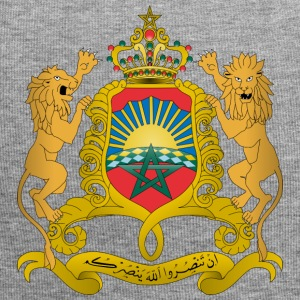 Morocco Coat of Arms - Jersey Beanie