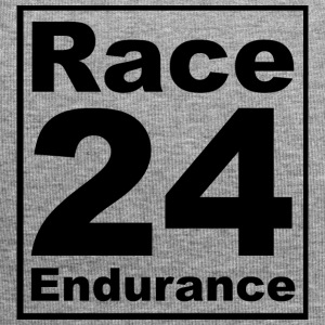 Race24 logo in black - Jersey Beanie