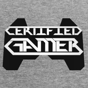 Certified Gamer by JuiceMan Benji - Jersey Beanie