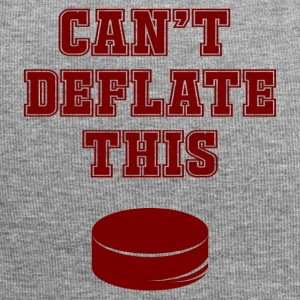 Eishockey: Can´t Deflate This - Jersey-Beanie