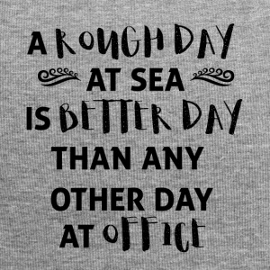 Sailing: A rough day at sea is a better day ... - Jersey Beanie