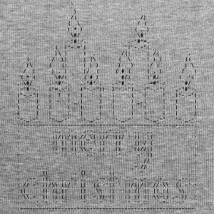 Isle of Candles ASCII - Bonnet en jersey
