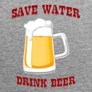 Beer - Save Water, Drink Beer - Jersey-Beanie