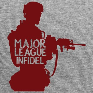Military / Soldiers: Major League Infidel - Jersey Beanie