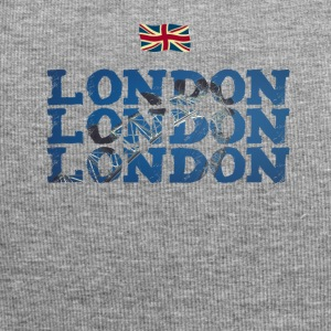 london England flagge brexit Great brittain eye - Jersey-Beanie
