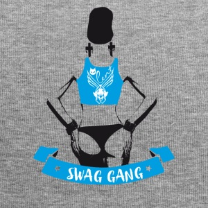 bad-women Swag Tattoo Gang Street cool trend sexy - Jersey Beanie