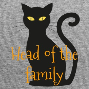 Head of the family cat - Jersey Beanie