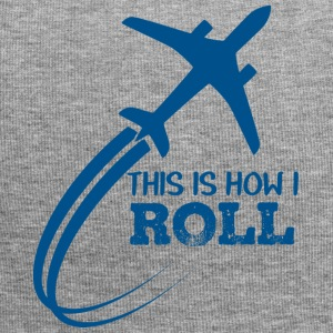 Pilot: This is how i roll - Jersey Beanie
