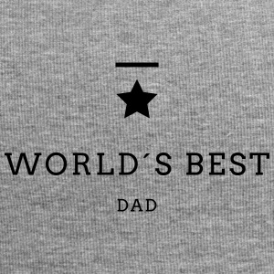 WORLD'S BEST DAD - Jersey Beanie