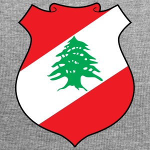 National Coat Of Arms Of Lebanon - Jersey Beanie