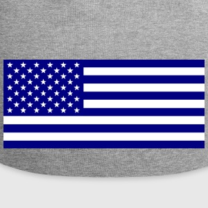 American_flag_blue1 - Jersey-beanie