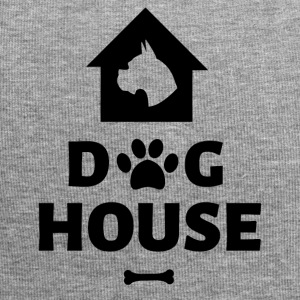Dog House - Bonnet en jersey