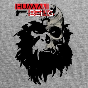 Human Being - Beanie in jersey