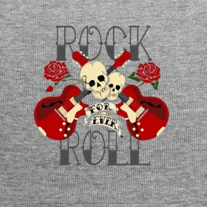 Rock'n roll - Bonnet en jersey