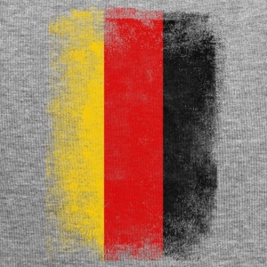 Deutschland-Flagge Proud German Vintage Distressed - Jersey-Beanie