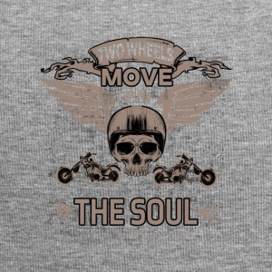 TWO WHEELS MOVE THE SOUL! - Jersey-Beanie