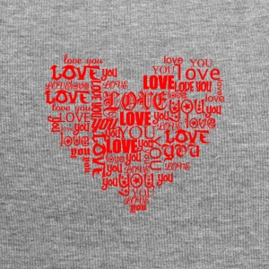 Love You - Jersey Beanie